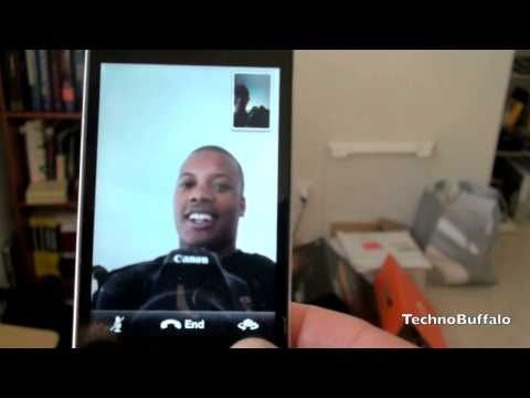 Face Time - iPod Touch Facetime Demo! Giving a demo of Facetime on the new iPod touch with Mark Watson. TechnoBuffalo: http://technobuffalo.com/ Follow me on twitter: ht...