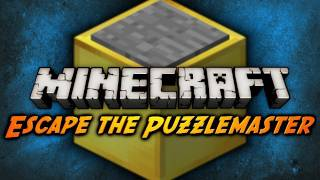 Minecraft Maps - Escape the Puzzle Master! - Custom Map (1 of 2)