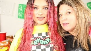 Trying Mexican Candy.🔥(MOM SHADES MY GIRLFRIEND ON CAMERA) | LESBIAN RELATIONSHIP PROBLEMS 🙄
