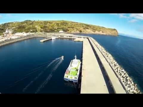 Horta Drone Video