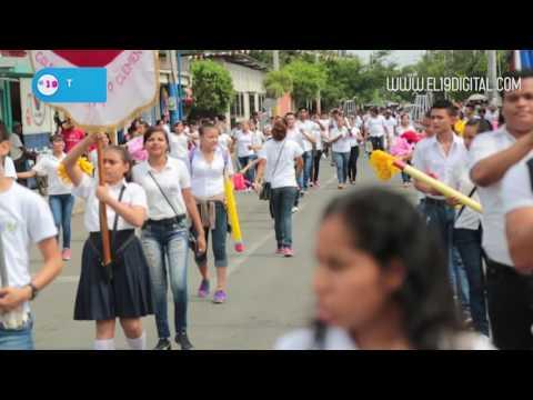Ciudad Sandino se llena de Orgullo Patrio al conmemorar 36 Aniversario de la Cruzada Nacional de Alfabetización