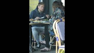 Charlie Hunnam gives a loving glance at his longtime girlfriend Morgana McNelis while out and about on Sunday (June 11) in Los Angeles. The 37-year-old ...