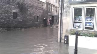 Bradford on Avon United Kingdom  city photo : Bradford on Avon, Christmas Eve 2013, Flood in England