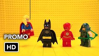 ¡¡ LEGO BATMAN CONOCE AL ARROWVERSE  EN UN NUEVO ANUNCIO PUBLICITARIO !!