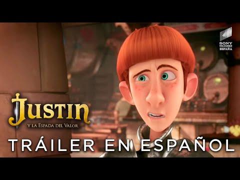 Justin y La Espada del Valor - Tráiler Final en Español