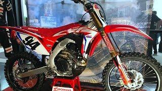 1. 2019 Honda Works Edition CRF450R - Dirt Bike Magazine