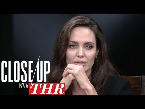 Angelina Jolie on 'First They Killed My Father's' Existential Production | Close Up With THR