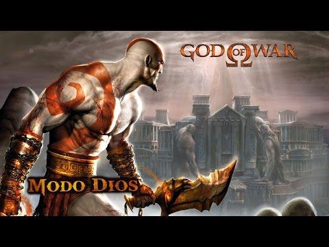 God of War 1 - Modo Dios - 100% Playthrough [1080p 60fps]