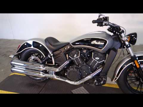 2017 Indian Scout Sixty