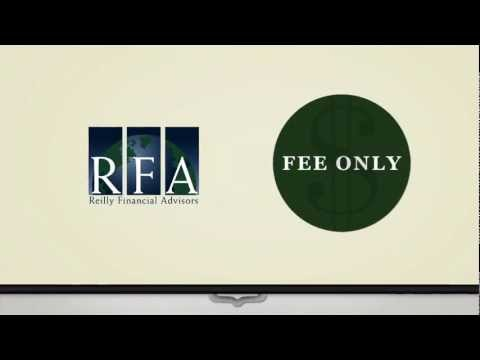 Radcom Studios | Reilly Financial Advisors Motion Graphics Marketing Video