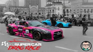 KL Supercar Drag Race 2016 (Round 1)(Full Races) | L1CU5 Video