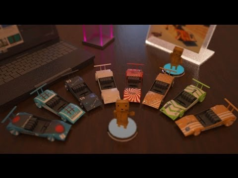 「Unity3D」Nitro Racer XD Trailer