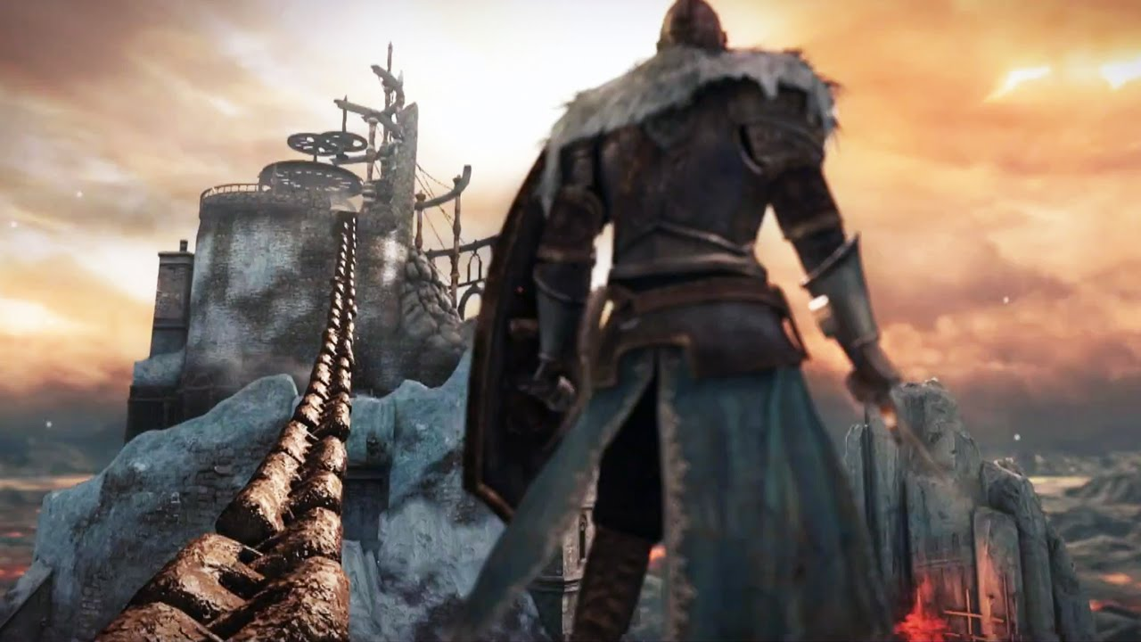DARK SOULS 2 – Scholar of the First Sin Trailer (PS4 / Xbox One) #VideoJuegos #Consolas