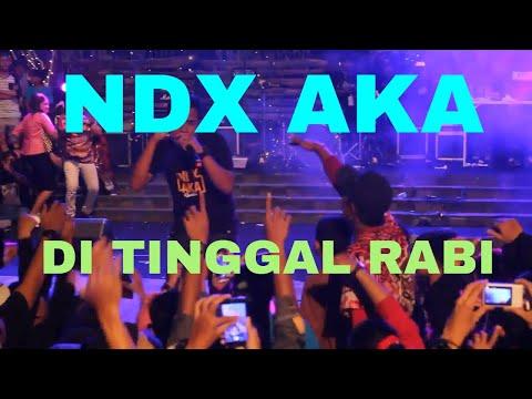 NDX AKA - Ditinggal Rabi Live in FKY 29 Kota Jogja 2017