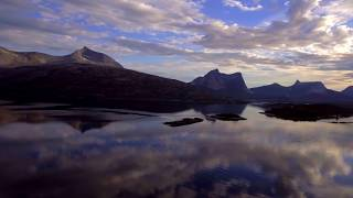 Tysfjord Norway  city pictures gallery : Tysfjord of Norway 4k Drone