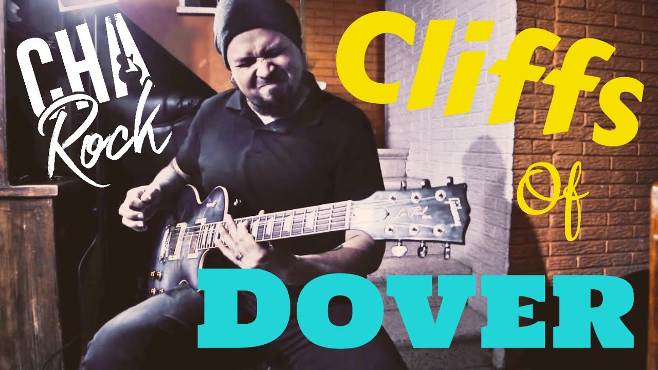 Guitar Legends Mx – Cliffs Of Dover (Tribute to Eric Johnson by ChaRock)
