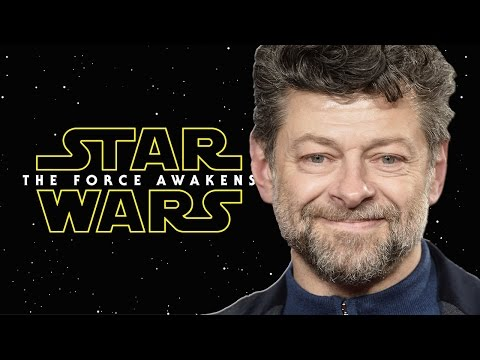 Andy Serkis - Andy Serkis Clears Up Some Star Wars Rumors Subscribe Now! ▻ http://bit.ly/SubClevverMovies Next year's Star Wars The Force Awakens has been shrouded in secrecy and with it a galaxy full...