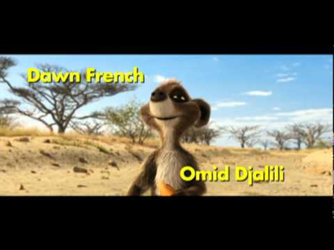 Animals United 3D Teaser Trailer - In UK Cinemas December 17th