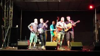 Video Kvintet Písek na Bluegrass Marathonu 2016 - Já chtěl vždycky máv