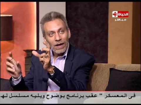 """مؤلف الميزان """" يوضح شخصية الإعلامي عمرو أمين الحقيقية"""
