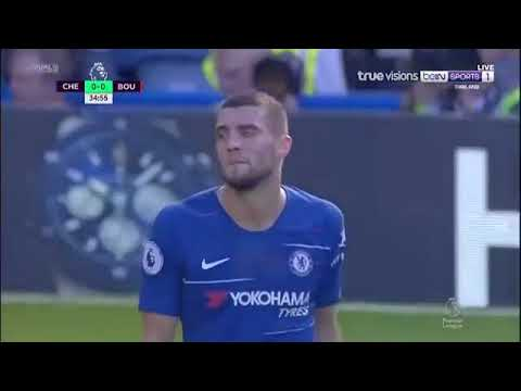 Chelsea vs Bournemouth 2 0  Highlights
