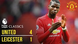 Download Video Manchester United 4-1 Leicester City (16/17) | Premier League Classics | Manchester United MP3 3GP MP4