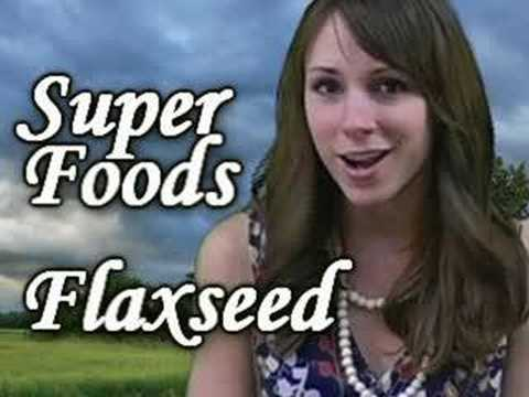 Flaxseed, Super Food &#038; Health Food, Nutrition by Natalie