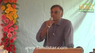 Director K Balachander Ninaivu Anjali Clip 1