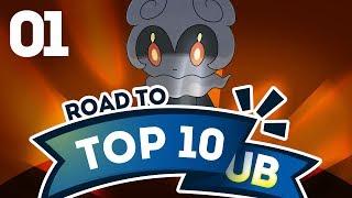 Pokemon Showdown Road to Top Ten: Pokemon Sun & Moon Ubers w/ PokeaimMD #1 by PokeaimMD