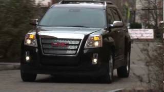 2012 GMC Terrain - Drive Time Review With Steve Hammes