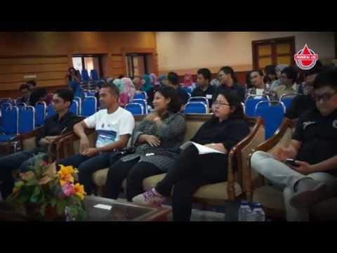 Journalism Clinic Federal Matic UNAIR Surabaya II