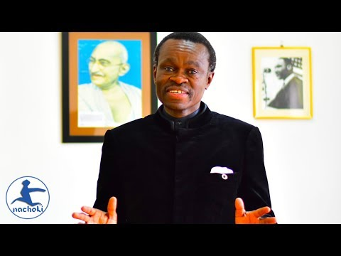 Leadership quotes - PLO Lumumba Speech on Keeping the Pan African Dream Alive for Africans