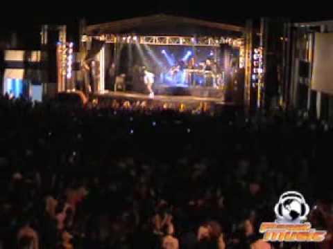 Grupo Tradição - Abertura e entrevistra no show em Umuarama - Planet Music - Dj Dominic