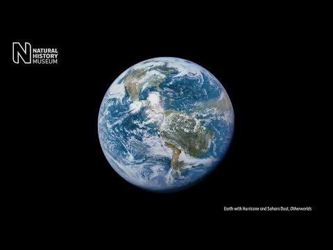 Discovering Earth: science meets art