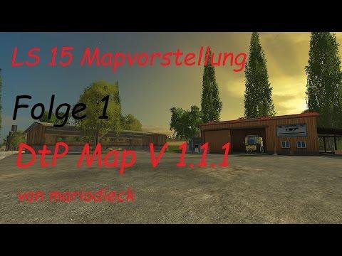 DtP Map v1.4