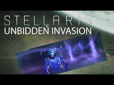 Stellaris - Unbidden Invasion Timelapse
