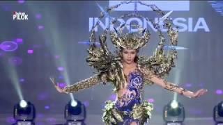 Video 10 Kostum Nasional Ini Bukti Nyata Bahwa Indonesia Memang 'Jempolan' di Ajang Kecantikan di Dunia MP3, 3GP, MP4, WEBM, AVI, FLV Desember 2017