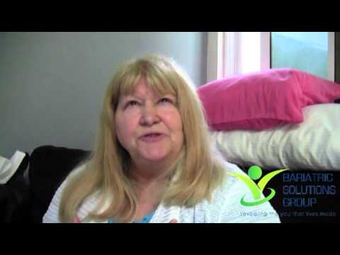 Judy, weight loss patient spouse advocate of Bariatric Weight Loss Surgery