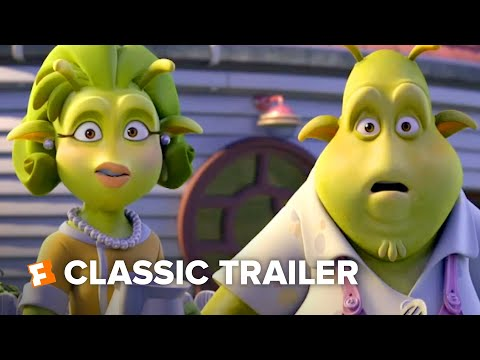 Planet 51 (2009) Trailer #1   Movieclips Classic Trailers
