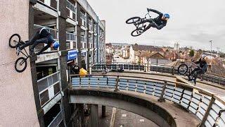 Video Sebastian Keep Redefines BMX with MASSIVE Bridge Gaps-To-Wallrides | Walls MP3, 3GP, MP4, WEBM, AVI, FLV Januari 2019