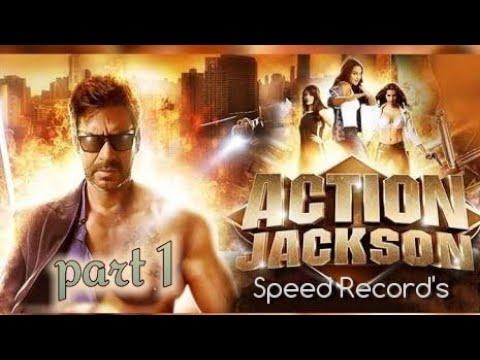 Action Jackson 2014 full Hindi movie Ajay Devgan Blockbuster part 1