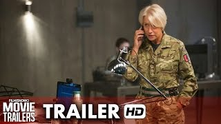 Nonton Eye In The Sky Official Trailer  2016    Helen Mirren  Aaron Paul  Alan Rickman  Hd  Film Subtitle Indonesia Streaming Movie Download