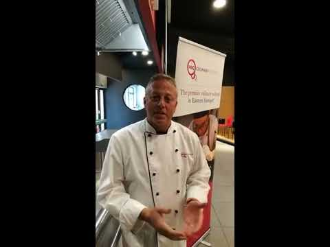 HRC Culinary Academy - Scholarship Competition - Zero Waste Cooking - Chef Henri Donneaux