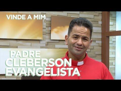 HOMILIA | PADRE CLEBERSON EVANGELISTA | 11/04/18