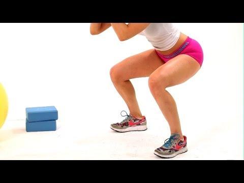 Squat Nasıl Yapılır - Thighs