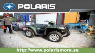9. Polaris ATV 2011