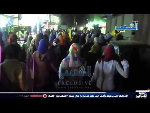 """رسالة مسيرتي المطرية وعين شمس لـ """"أمن الدولة"""""""