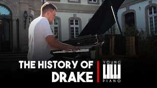 The History of Drake | by Young Piano (OneTake)