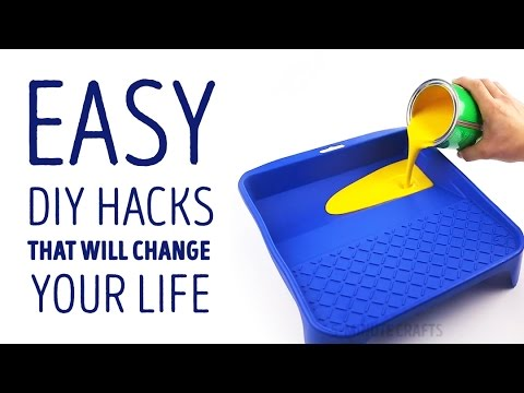 5 trucchi fai da te che cambieranno la tua vita