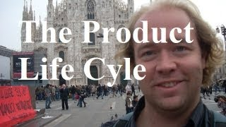 http://www.woltersworld.com The product life cycle explained Introduction phase, growth phase, maturity phase and decline phase. The life of a product in a ...